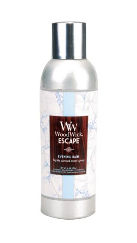 Woodwick Candle Escape Room Spray 6.0 Oz - Evening Rain