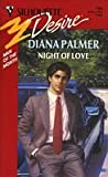 Night of Love (Silhouette Desire, No. 799) (0373057997) by Diana Palmer