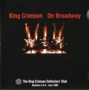 King Crimson - On Broadway 1995 - Zortam Music
