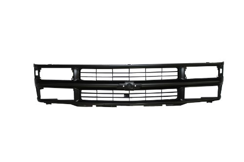 TRex Grilles 20380 Horizontal Aluminum Polished Finish Billet Grille Insert for GMC Sonoma Pickup Jimmy Envoy