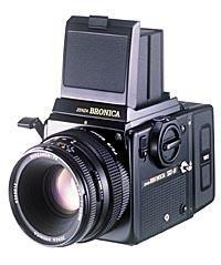 SQ-B Kit Body, PS-B 80mm lens and 220 Back