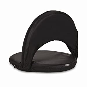 Picnic Time 626-00-179 Oniva Seat Black from Picnic Time