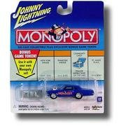 Johnny Lightning Collectors Monopoly Car