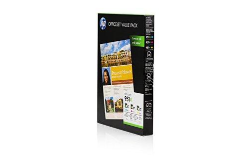 Hewlett packard hP cartouches no 951XL value pack cR712AE (cyan/magenta/jaune