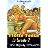 La Liceale Nella Classe Dei Ripetenti DVD Gloria Guida - Region 2 Pal - Italian and German Audio - No English ~ Gloria Guida