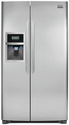 Frigidaire FGUS2645LF Gallery 26 Cu. Ft. Side-by-Side Refrigerator