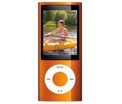 iPod nano 16 Go orange (5G) - Caméra Vidéo - Radio FM - NEW