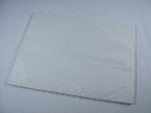 Pack Of 50 Large White Full Demy Blotting Blotter Paper