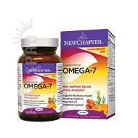 New Chapter Supercritical Omega 7, 60 Softgels (Omega 7 Supplement compare prices)