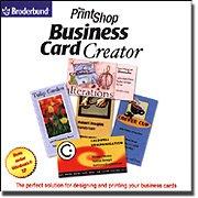 Printshop Business Card CreatorB000063D2P
