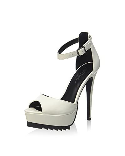 Nasty Gal Sandalo Con Tacco Bernese-04