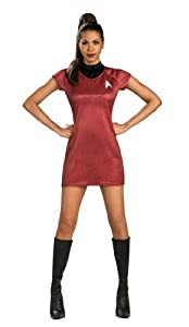 Rubie's Costume Star Trek Into Darkness Uhura Dress
