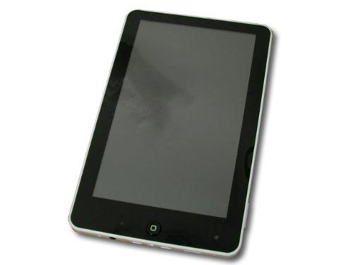 Apad アンドロイドMID シリコンジャケット付!Apad-V1.5-WH ※本体色は白になります
