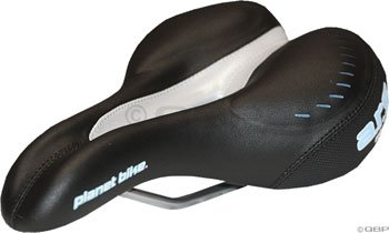  Planet Bike 5021 Women's ARS Standard Anatomic Relief Saddle with Gel