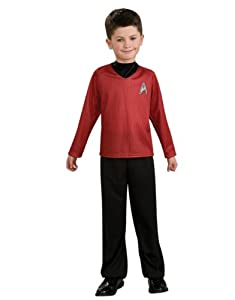 Star Trek into Darkness Scotty Costume