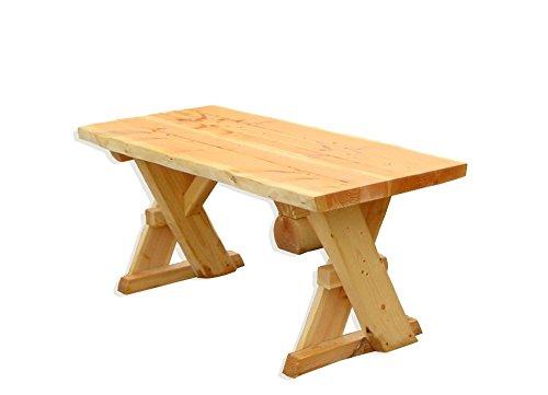 b+t IST300 Erwachsenen-Tisch/ aus Douglasie