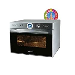 Godrej GME 34CA1 MKZ 34-Litre Convection InstaCook Microwave Oven