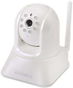 Edimax WLAN Tag & NachtPan & TiltNetzwerkkamera  Überprüfung und Beschreibung