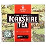 Yorkshire Tea Bags 80s 250g