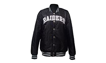 Majestic Mens NFL Oakland Raiders College Windbreaker by Majestic
