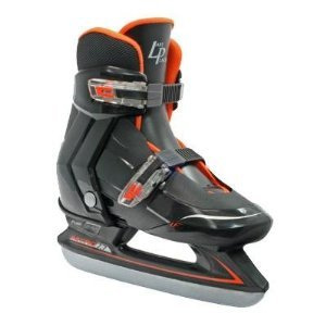 Lake Placid Nitro Boy'S Adjustable Figure Ice Skate (Large/5-7)