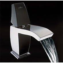 Webert FT830101.563 Design Award Waschtischarmatur chrom Griff schwarz, Serie FLAUTO  BaumarktBewertungen