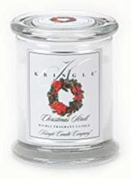 CHRISTMAS STROLL Medium Kringle Candles 50 Hour Jar Candle