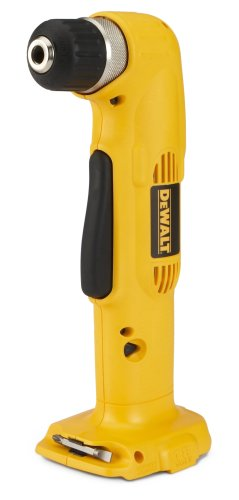 Bare-Tool DEWALT DW960B 18-Volt Cordless Heavy Duty 3/8 Right-Angle Drill/Driver (Tool Only, No Battery)