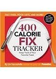 400 Calorie Fix Tracker