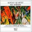 Hindemith: String quartets Nos. 1-7