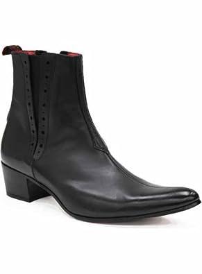 Amazon Mens Cuban Heel Shoes