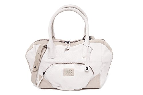AENKYYY-Modell-Sarin-Business-Laptop-Shopper-Handtasche-Travel-Leder-CREME