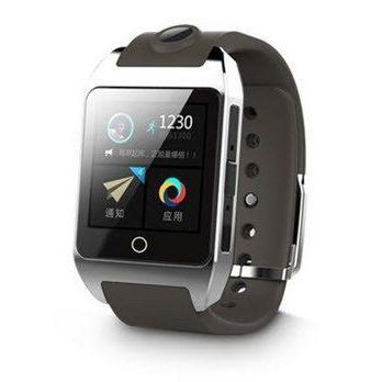 Inwatch Z Android Smart Watch Bluetooth Synchronous Dialing Watch Mobile Phone (Gray)