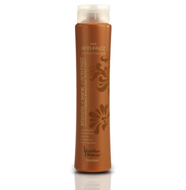 Acai Anti-Frizz Conditioner by Brazilian Blowout for Unisex