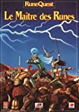 Le Maître des Runes (Runequest: French language edition) (2906897043) by Steve Perrin
