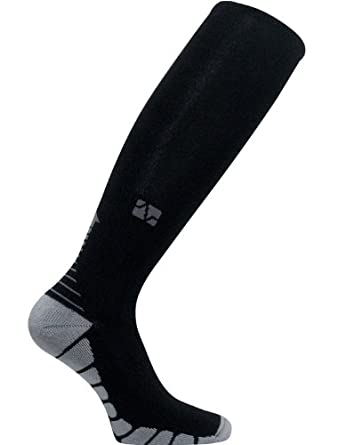 Vitalsox Graduated Compression Performance Patented Recovery Socks with Dry Stat by Vitalsox