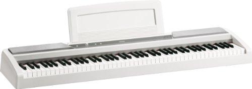Korg Sp170S 88-Key Digital Piano, White