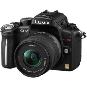 Panasonic Lumix DMC-GH2KK 16.05 MP Live MOS Interchangeable