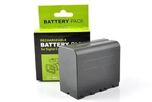 ATC 2 pack digital camera battries for Sony DSR-PD150,Sony DSR-PD150P Series ** NP-F930, NP-F930/B