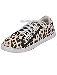 Fashion-Vista Women's Canvas Sneakers
