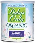 Baby's Only Organic Toddler Dairy Formula - 6 Pk