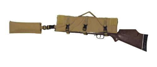 Northstar Tactical Scope Guard with Muzzle Cover (Coyote)