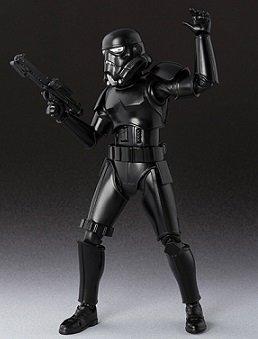 Bandai Tamashii Nataion 2015 S.H.Figuarts Shadow Trooper STAR WARS Action Figure