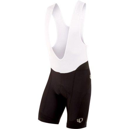 Pearl Izumi Men's Elite Inrcool Bib Shorts, Black, X-Large