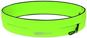 Level Terrain FlipBelt Waist Pouch, Neon Green, Small/26