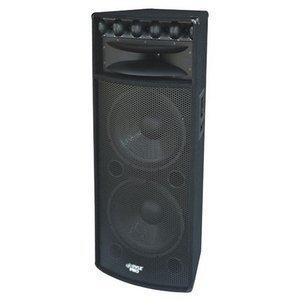 Pyle PylePro PADH215 1000 W RMS - 2000 W PMPO Speaker - 3-way - 8 Ohm - Floor Standing - PADH215