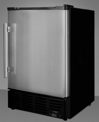 Summit BIM24 Undercounter Ice Maker review buy buit-In Ice maker ...
