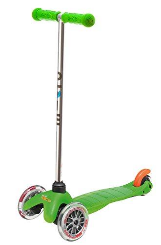 Micro Mobility MP95923, monopattino verde per bambini