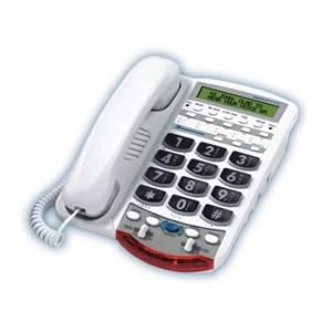 Clarity 76566 Voice Carry Over Phone