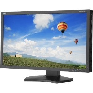 "Nec Display Solutions - Nec Display Multisync Pa272W-Bk 27"" Gb-R Led Lcd Monitor - 16:9 - 6 Ms - Adjustable Display Angle - 2560 X 1440 - 1.07 Billion Colors - 340 Nit - 1,000:1 - Wqhd - Dvi - Hdmi - Displayport - Usb - 73 W - Black - Tco Displays 5.0, Ro"